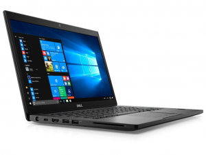 DELL LATITUDE 7480 14.0 FHD, Intel® Core™ i7 Processzor-7600U (2.80GHZ), 8GB, 256GB SSD, WIN 10 PRO