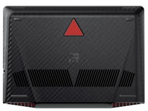 Lenovo Ideapad 15,6 FHD IPS Legion Y720 - 80VR003AHV - Fekete Intel® Core™ i7-7700HQ /2,80GHz - 3,80GHz/, 8GB 2400MHz, 1TB HDD, Nvidia® GTX 1060 6GB, Wifi, Bluetooth, Webkamera, Háttérvilágítású billentyűzet, FreeDOS, Matt kijelző