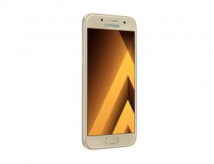 Samsung Galaxy A3 (2017) okostelefon - A320 - Gold