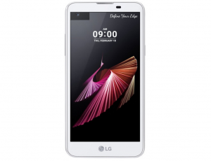 LG X screen - K500 - 4G - 16GB - Okostelefon
