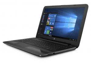 HP 250 G5 15.6 HD Core™ I3-5005U 2.0GHZ, 4GB, 128GB SSD, WIN 10H fekete