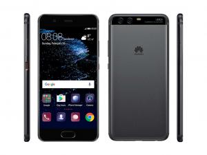 Huawei P10 - Fekete - 4GB RAM - 64GB ROM - Single SIM - Okostelefon