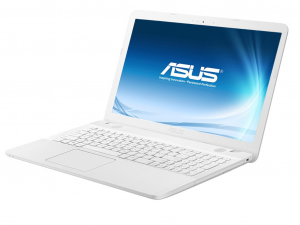 ASUS 17,3 HD+ X756UA-TY089D - Fehér Intel® Core™ i3-6100U /2,30GHz/, 4GB 2133MHz, 1TB HDD, DVDSMDL, Intel® HD graphics, Wifi, Bluetooth, Webkamera, FreeDOS, Fényes kijelző
