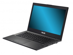 ASUSPRO ADVANCED BU401, 14 FHD LED, Intel® Core™ i5 Processzor-4200U, 8GB, 1TB HDD, FREE DOS, SZÜRKE