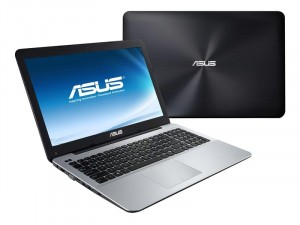 ASUS 15,6 HD X555UJ-XO129D - Fekete - FreeDOS Intel® Core™ i7-6500U (4M Cache, up to 3.10 GHz), 4GB, 1TB, Nvidia® 920M 2GB, Matt kijelző
