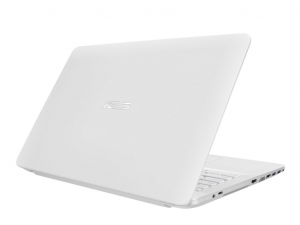 ASUS 15,6 HD X541NA-GQ155 - Fehér Intel® Pentium® Quad Core™ N4200 /1,10GHz - 2,50GHz/, 4GB 1600MHz, 128GB SSD, DVDSMDL, Intel® HD Graphics 505, Wifi, Bluetooth, Webkamera, Endless, Matt kijelző
