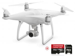 DJI Phantom 4 - Drón - 6958265128103 + Ajándék 64GB MicroSD