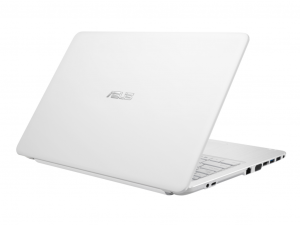 ASUS 15,6 HD X540SA-XX166T - Fehér Intel® Celeron® Dual Core™ N3050 /1,60GHz - 2,16GHz/, 4GB 1600MHz, 500GB HDD, DVDSMDL, Intel® HD graphics, Wifi, Bluetooth, Webkamera, Win10H, Fényes kijelző