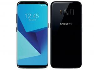 Samsung Galaxy S8 64GB G950F - Fekete - Okostelefon
