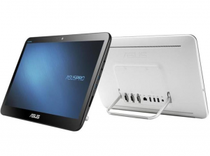 ASUS AIO A4110-WD041M - 15,6 - HD - Multi-touch - J3160 - 4GB RAM - 128GB SSD - DOS