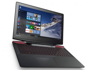Lenovo Ideapad 15,6 FHD IPS LED Y700 80NY0029HV - Fekete - Windows® 10 Home AMD® FX-8800P / 2,10GHz - 3,40GHz, 4GB DDR3L / 1600MHz, 1TB HDD, AMD® Radeon™ R9 M385 / 4GB, WiFi, Bluetooth, HD Webkamera, Windows® 10 Home, Háttérvilágítású billentyűzet, Mat