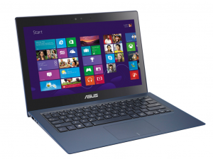 Asus Zenbook UX301LA-C4172T notebook Kék 13.3 FHD Touch Core™ i7-5500U 8GB 256GB SSD Win