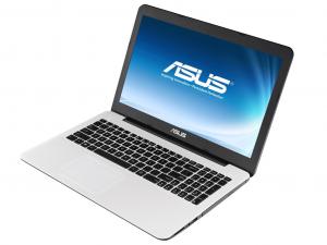 ASUS 17,3 HD+ X751SA-TY152T - Fehér - Windows® 10 Home Intel® Celeron® Dual Core™ N3060 /1,60GHz - 2,48GHz/, 4GB 1600MHz, 1TB HDD, DVDSMDL, Intel® HD graphics 400, Wifi, Bluetooth, Webkamera, Windows® 10 Home, Fényes kijelző