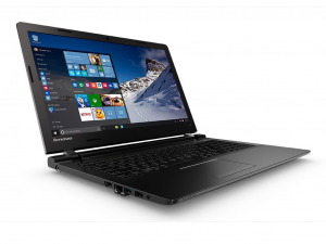 LENOVO IDEAPAD 100-15IBD, 15.6 HD, Intel® Core™ i3 Processzor-5005(2GHZ), 4GB, 500GB HDD, ODD, W10, BLACK