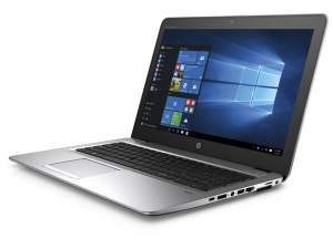 HP EliteBook 850 G4 i5-7200U 15.6 8GB/256 PC Core™ i5-7200U, 15.6 FHD AG LED SVA, UMA, 8GB DDR4 RAM, 256GB TURBO DRIVE, BT, FPR, Win 10 PRO 64, 3yr