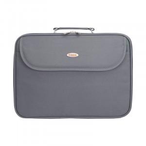 Sbox NEW YORK NLS-3015S - 15,6 - Szürke - Notebook táska