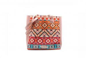 Sbox Prága - NBA-0097 - 14-col - Mozaik mintás - Notebook táska