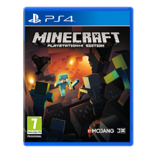 Minecraft Playstation 4 Edition (PS4) Játékprogram