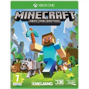 Minecraft XBOX ONE Edition (Xbox One) Játékprogram