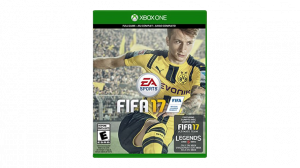 Electronic Arts FIFA 17 (Xbox One) Játékprogram