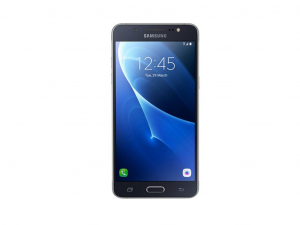 Samsung Galaxy J5 okostelefon (Dual SIM) - 16GB - Fekete