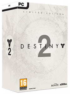 Destiny 2 Limited Edition (PC) Játékprogram