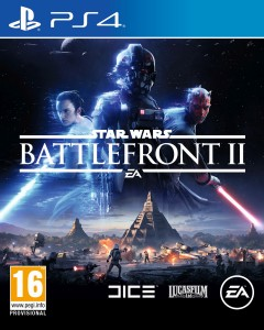 Battlefront II (PS4) Játékprogram