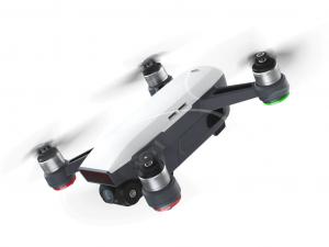 DJI Spark - Alpine White drón