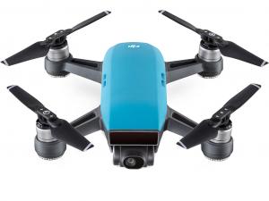 DJI Spark - Sky Blue drón