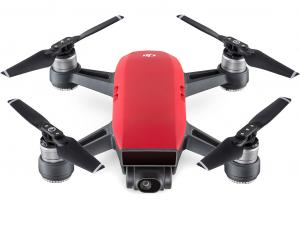 DJI Spark - Lava Red drón