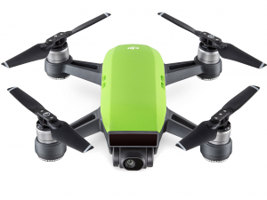DJI Spark - Meadow Green - Fly More Combo - drón