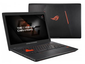 ASUS ROG Strix GL553VE FY160 GL553VE-FY160 laptop