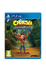 Crash Bandicoot N´Sane Trilogy (PS4) Játékprogram