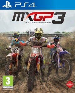 MXGP3 (PS4) Játékprogram