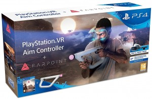 Farpoint VR (PS4) Játékprogram + AIM Bundle