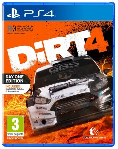 Dirt 4 (PS4) Játékprogram