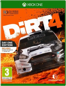 Dirt 4 (Xbox One) Játékprogram