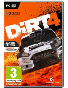 Dirt 4 (PC) Játékprogram