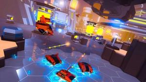 Battlezone VR (PS4) Játékprogram