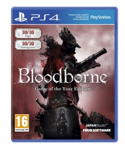 Bloodborne Game Of The Year Edition (PS4) Játékprogram