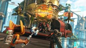 Ratchet and Clank (PS4) Játékprogram