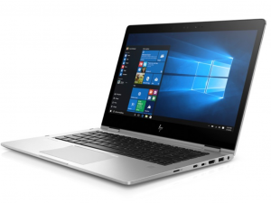 HP ELITEBOOK X360 1030 G3 13.3 FHD TS SUREVIEW, Core™ I7-8650U 1.9GHZ, 16GB, 512GB SSD, WWAN, WIN 10 PROF. Ezüst notebook