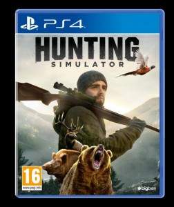 Hunting Simulator (PS4) Játékprogram