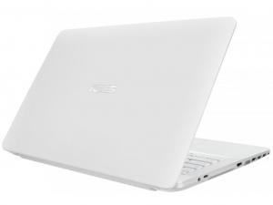 ASUS 15,6 HD X541NC-GQ063 - Fehér Intel® Celeron® Dual Core™ N3350 /1,10GHz - 2,40GHz/, 4GB 1600MHz, 500GB HDD, DVDSMDL, NVIDIA® 810M 2GB, Wifi, Bluetooth, Webkamera, Endless, Matt kijelző