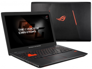 ASUS ROG Strix GL553VE FY161 GL553VE-FY161 laptop