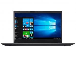 Lenovo Thinkpad T570, 15.6 FHD, Intel® Core™ i5 Processzor-7200U (3.10GHZ), 8GB, 512GB SSD, NVIDIA 940MX, WWAN, Win10 Pro, Fekete notebook