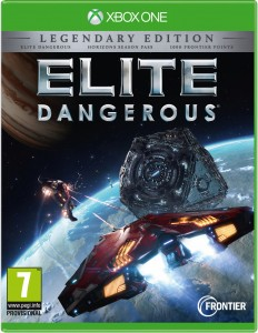 Elite Dangerous Legendary Edition (Xbox One) Játékprogram