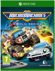 Micro Machines World Series (Xbox One) Játékprogram