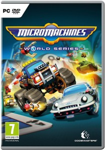 Micro Machines World Series (PC) Játékprogram