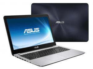 ASUS 15,6 FHD X556UQ-DM206T - Sötétkék - Windows® 10 Home Intel® Core™ i7-6500U /2,50GHz - 3,10GHz/, 8GB 2133MHz, 256GB SSD, DVDSMDL, Nvidia® GTX940M 2GB, Wifi, Bluetooth, Webkamera, Windows® 10 Home, Matt kijelző